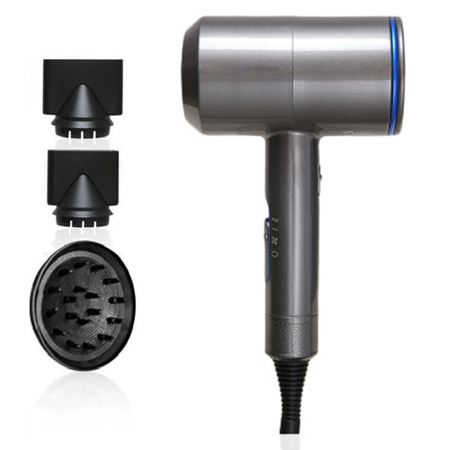 Hair Dryer Strong Wind Professional Hair dryer Salon Dryer Hot &Cold Wind Negative Ionic Hammer Blower Dry Electric Hair dryer