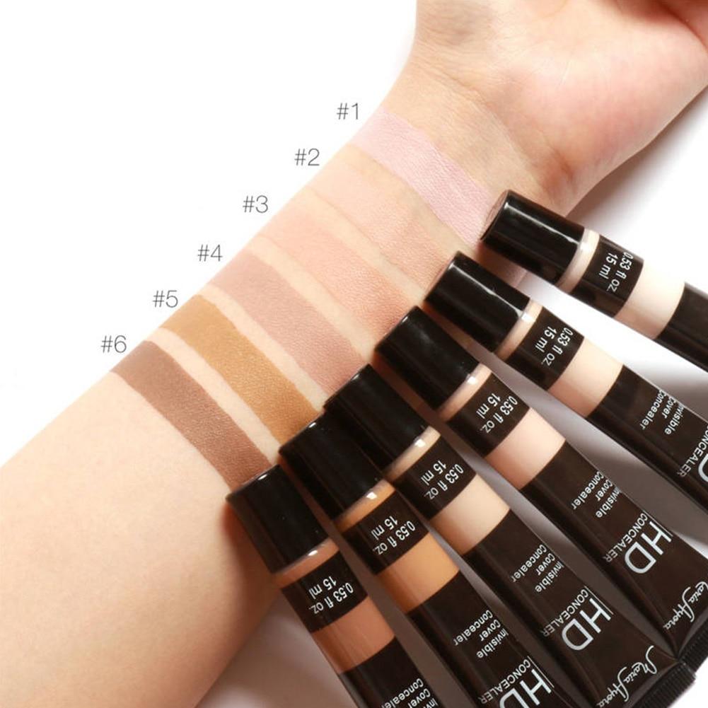 MARIA AYORA 6 colors Base Face Concealer Make Up Foundation Cream Maquiagem Makeup Concealer Stick for Light Dark Skin