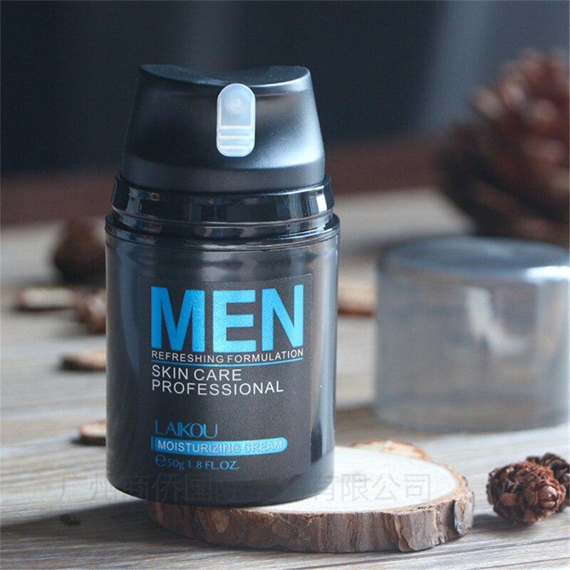 LAIKOU Anti Wrinkle Anti Aging Men Nourishing Skin Care Whitening Moisturizing Remove Acne Cream Oil Control Day Cream